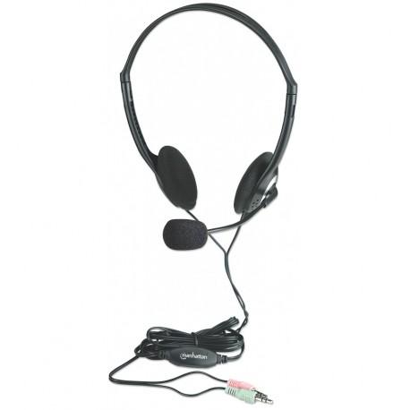 Cuffie Stereo con Microfono e Regolazione del Volume SB-HP3