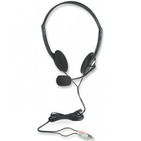 Cuffia stereo con microfono SB-HP5