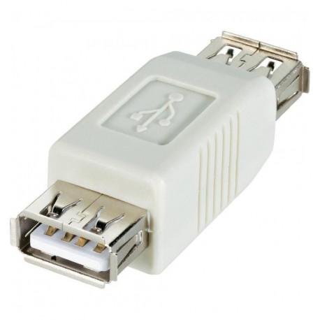 Adattatore USB 2.0 A femmina/A femmina IADAP USB-A/A