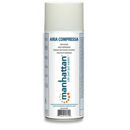 Bomboletta Spray Aria Compressa per Pulizia 400ml ICA-CA 100