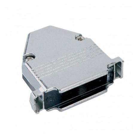 Custodia per D-Sub in Metallo 25 poli IGPMM 25-G