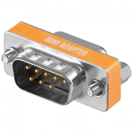Gender Changer D-SUB 9 pin M/F Null Modem IADAP 736-09N