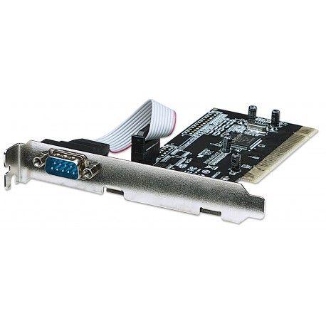 Scheda Seriale PCI 1 porta DB9 ICC IO-53-1S