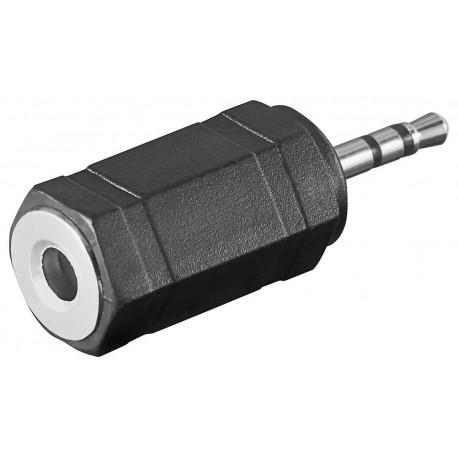 Adattatore Audio 2.5mm Maschio a 3.5mm Femmina IADAP AU-227