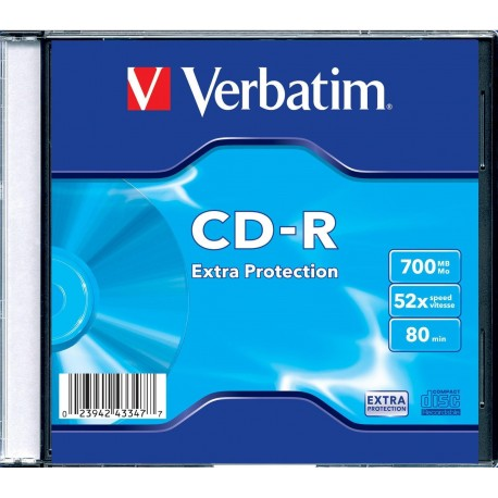 CD-R Registrabile 80 Min 700 Mb ICA-CD-REC