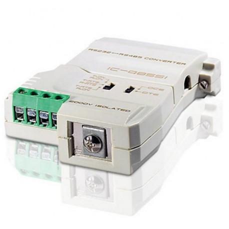 Convertitore da RS232 a RS422/485 Optoisolato