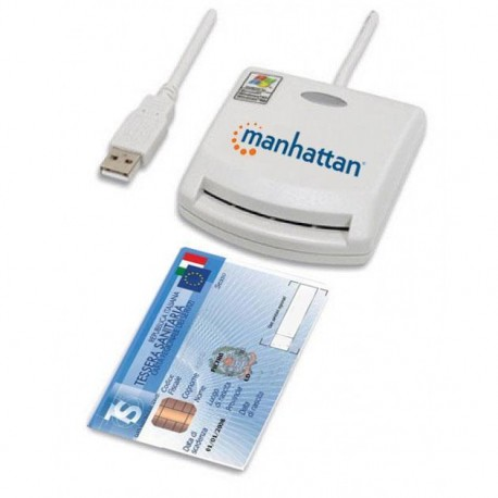 Lettore di Smart card USB esterno I-CARD CAM-USB