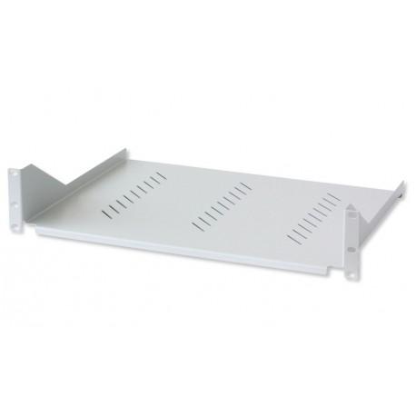 Mensola per Rack 19'' 350 mm 2U Grigia 2 punti I-CASE TRAY-2