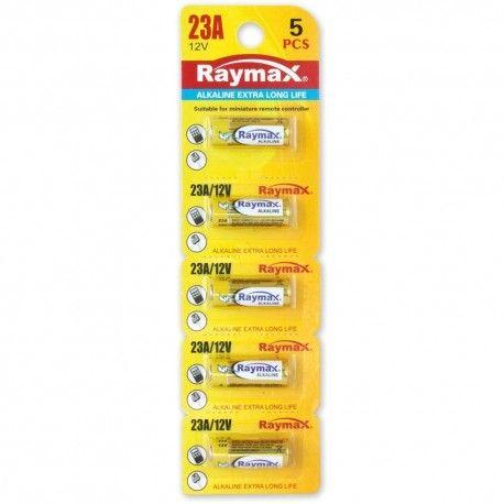 Set 5 Batterie Alcalina 23A 12V IBT-KCR23A-5