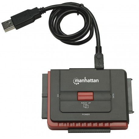 Adattatore USB 2.0 Hi-Speed a SATA/IDE IUSB-ADAPT