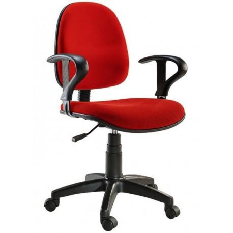 Sedia per Ufficio Easy Colore Rosso ICA-CT MC04RE