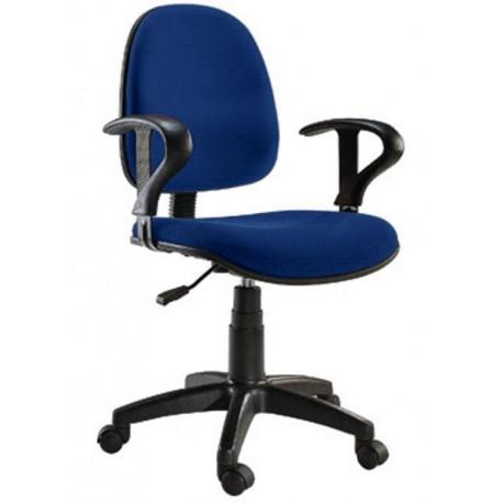 Sedia per Ufficio Easy Colore Blu ICA-CT MC04BLU