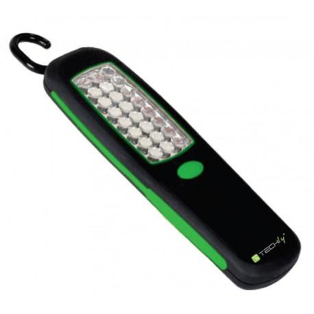 Lampada 24 LED con Gancio e Magnete ITC-LED WL2