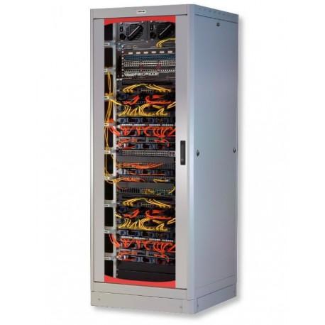 Armadio Rack 19'' 600x600 33 Unita' Grigio I-CASE EP-3360GT